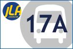 """""""17A"""" Jarocin – Sławoszew – Tarce – Jarocin"""